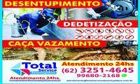 Logo de Total Service Desentupidora 24 Horas
