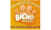 Logo de Centro Médico Veterinário Bicho Mimado em Jardim América