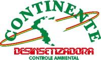 Logo Continente Dedetizadora em Quintino Cunha