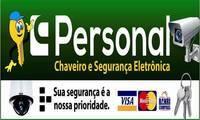 Logo Personal Chaveiro E Segurança Eletrônica em Centro