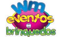 Logo de Wm - Eventos E Brinquedos em Parque Vitória