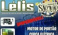 Logo Lelis Portões Eletrônicos em Tucumanzal