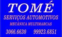 Logo de Tomé Serviços Automotivos em Exposição