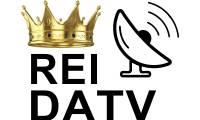 logo da empresa Rei da TV Antenas e IPTV
