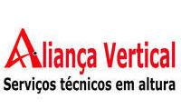 Logo Aliança Vertical Serviços Técnicos em Altura em Copacabana Residencial