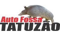 Logo de Limpa Fossa Tatuzão em Agenor de Carvalho