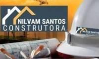 Logo NILVAM SANTOS CONSTRUTORA