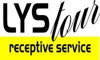 Logo Lys Tour Receptive Service em Cocotá
