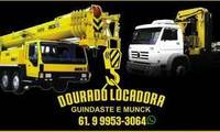 Logo de Munck Dourado Locadora