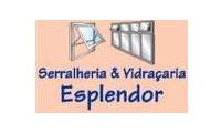 Logo de Serralheria & Vidraçaria Esplendor em Cidade de Deus