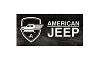 Logo de American Jeep em Barra da Tijuca