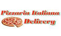 Logo Pizzaria Italiana Delivery em Jardim Petrópolis