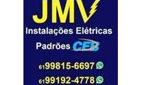 Logo JMV INSTALAÇÕES ELETRICISTA/PADRÕES CEB