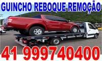 Logo de Guinchos Uberaba 41 999740400 em Uberaba