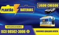 Logo de Plantão Baterias 24 Horas - Baterias Automotivas e Estacionárias - Palmas, TO