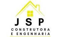 Logo de JSP Construtora e Engenharia em Areias