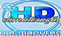 Logo HD Climatização