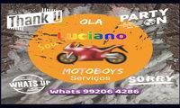 Logo Empresa nova era motoboys no centro histórico em Centro Histórico