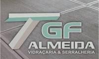 Logo de GF de Almeida - Vidraçaria e Serralheria