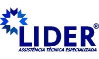 Logo Líder Assistência Técnica Brastemp Consul