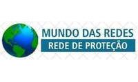 Logo de Mundo das Redes - Rede de Proteção
