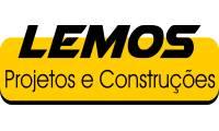 Logo de Lemos Projetos E Construções em Coroado