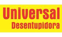 Logo de Desentupidora Universal em Rio Comprido