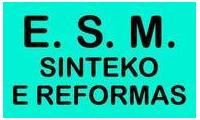 Logo Emerson Sinteko E Reformas em Mangueira