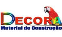 Logo de Decora Material de Construção em São Conrado