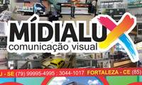 Logo de Mídialux Projetos Visual