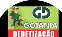 Logo de GD Goiânia Dedetização