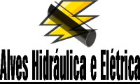 Logo de Alves Hidráulica E Elétrica em Comércio