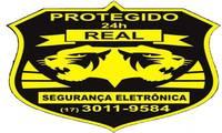 Logo de Real Segurança Eletrônica em Parque Industrial