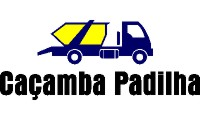 Logo de Caçamba Padilha