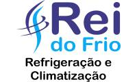 Logo de Rei do Frio Refrigeração & Climatização - Serviços para Ar Condicionado
