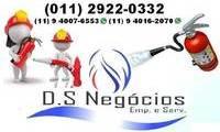 Logo de D.S Extintores em Vila Chabilândia