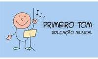 Logo de Primeiro Tom Educação Musical em Centro